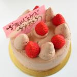 ②デコレーションケーキ 生チョコタイプ