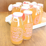 people's fruitsのリンゴジュース
