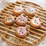 アイシングクッキー①